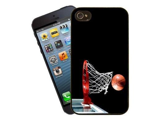 Eclipse Gift Ideas Sport NBA-Ballon de Basketball-Coque pour iPhone 5/5s