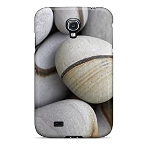 Galaxy S4 Cover Case - Eco-friendly Packaging(rocks)