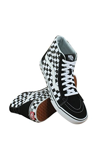 e5c0a0648a48 Vans Unisex Adults  Sk8-hi Reissue Leather Trainers - Buy Online in ...