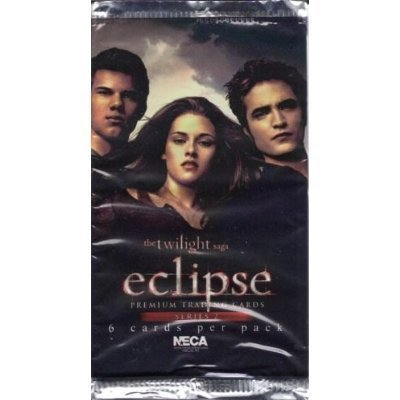TWILIGHT ECLIPSE SERIES 2 Complete Base set 81-160 by NECA