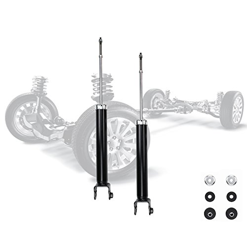 Gevog Rear Right+Left Strut Shock Absorber for 03-05 Infiniti G35 Coupe (Without Sport Suspension)/3-06 Infiniti G35 Sedan Models