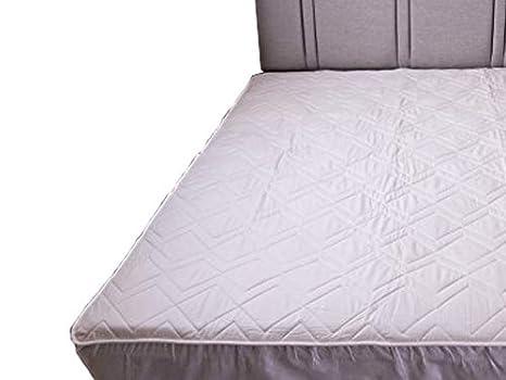 Lancashire Bedding - Protector de colchón de alta calidad, transpirable, mantiene el colchón fresco