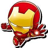 Aquarius Avengers Iron Man Chibi Funky Chunky Magnet