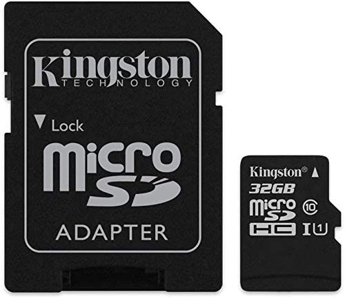 Okay Mobile Original Kingston MicroSD Tarjeta Tarjeta de Memoria 32 GB para Doogee X5 MAX – 32 GB
