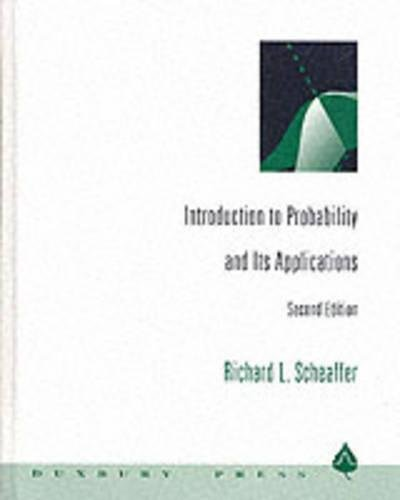 Introduction to Probability and Its Applications (Statistics)