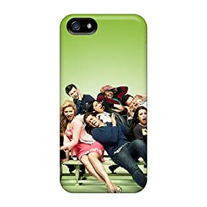 Fashionable CsAFCMp25836cVxpt Iphone 5/5s Case Cover For Glee Protective Case