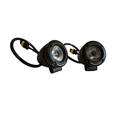 Thumper Jockey Enduro 3000 LED Head Light Kit For Machines with Electric Start: Automotive