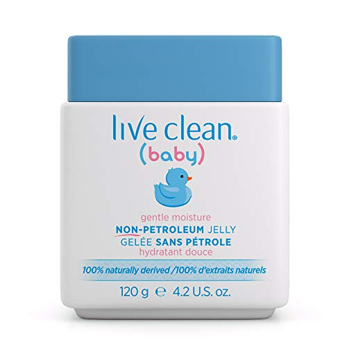 - Live Clean Baby Gentle Moisture Non Petroleum Jelly, 120 g