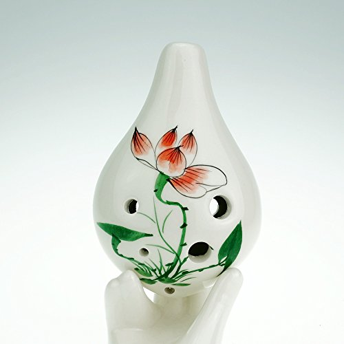 6 Beautiful Ceramic - Hand Painting