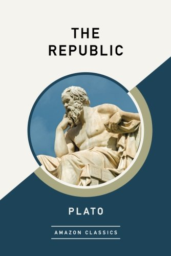 Book cover from The Republic (AmazonClassics Edition)by Plato