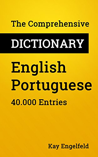 Read Online The Comprehensive Dictionary English ...
