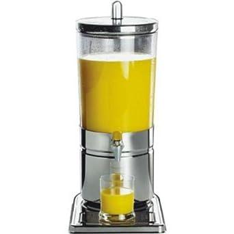 Stalwart m10700 refrigerados dispensador de zumo, 18/10, S/S, 6