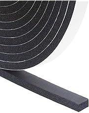 Foam Insulation Tape, Weather Stripping Door Seal Strip for Doors and Windows,Sliding Door,Sound Proof Soundproofing Door Seal,Weatherstrip,Air Conditioning Seal Strip (1/2In x 1/4In x 33Ft)