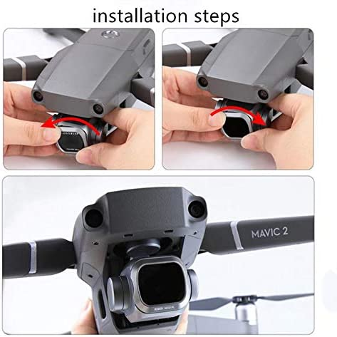 CPL Filter ND-PL dimming Mirror CPL Polarizer for DJI Enhanced Version 2-in-1 Filter for Mavic 2 Pro