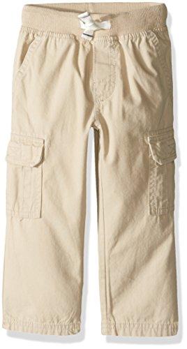 Carter's Boys' Woven Pant 248g378, Khaki, 2T Toddler - Carters Woven Pant