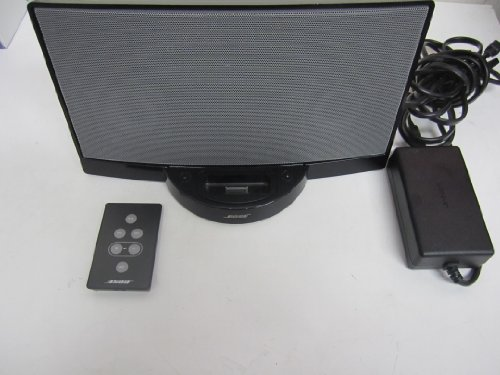 Bose Sounddock Series II Digital Music System for iPod (Black) (Ipod Docking Station Cd Player)