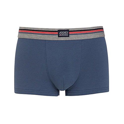 Jockey Short 3er-Pack Größe 5, Farbe Regatta blue