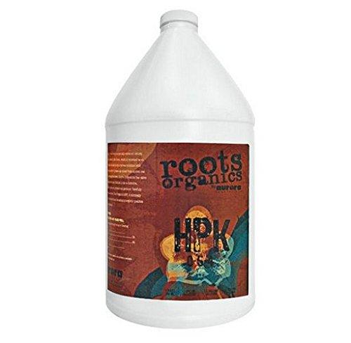 Roots Organics HPK Bat Guano and K-Mag Fertilizer, 1-Gallon
