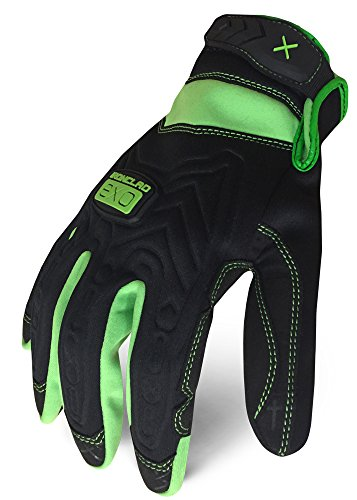3-M Motor Winter Embossed Neoprene Work Gloves, Medium ()