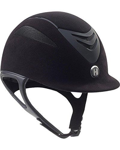Defender Helmet (One K Defender Suede Helmet Medium Black Matte)