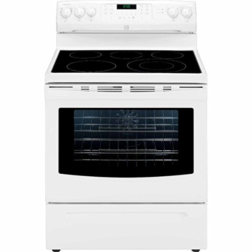 Kenmore 94202 5.7 cu. ft. Self Clean Electric Range in White, includes delivery and hookup (Available in select cities (Self Clean Electric Range)