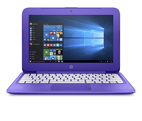 HP Stream 11 Celeron 11.6 inch SVA eMMC Purple