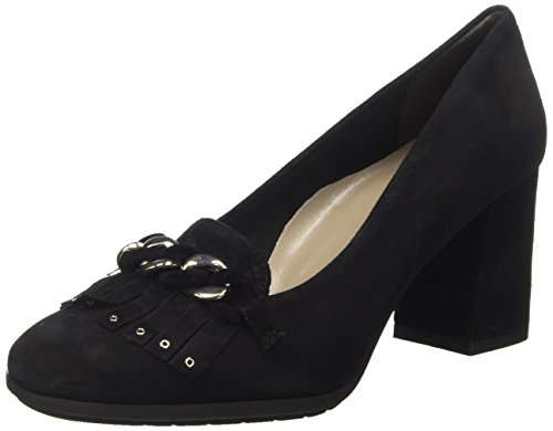 Grünland Women's Sc3564 Closed Toe Heels Black (Nero Nero) 2tuJvEREsC