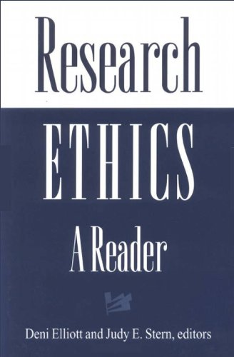 Research Ethics: A Reader