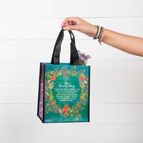 Set of 3 of Recycled Bags -