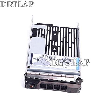 "10 Pcs Dell R730 R720 3.5/"" to 2.5/"" HDD Tray Caddy 9W8C4 Y004G for F238F KG1CH"