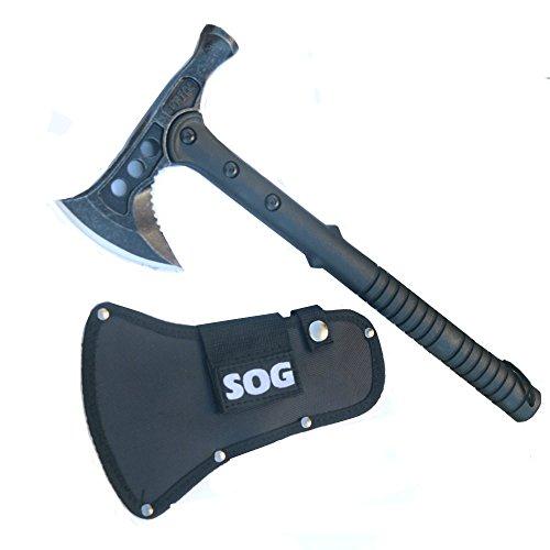 FBIQQ M48 Tactical Hammer,Axe With Nylon Sheath by FBIQQ