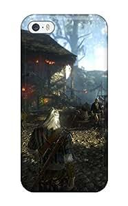 AmandaMichaelFazio StKCYds5 5s273LHxZg Case Cover Iphone 5/5s Protective Case The Witcher