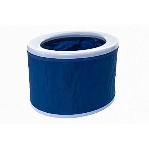 Black Pine Turbo Toilet Blue Camping Companion