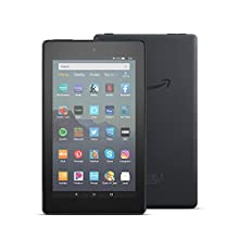 "Fire 7 Tablet (7"" display, 32 GB) - Black"