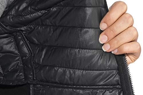Mujer Didriksons 1913 Chaqueta 36 Talla Negro 2018 Rima PABftzxwAq