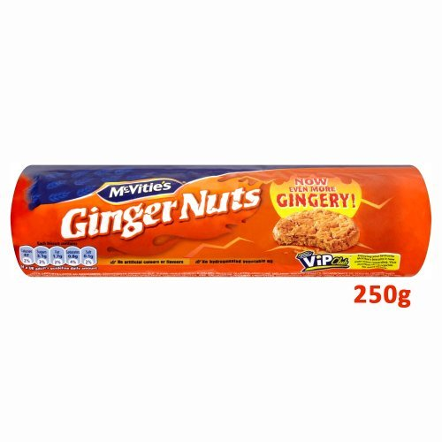 McVitie's Ginger Nuts (250g) ()