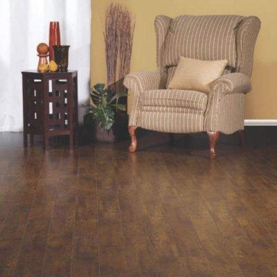 Golden Select Click Laminate Flooring Walnut Wood Laminate