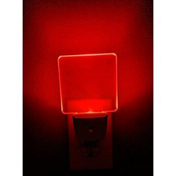 Amazon Com Somnilight Red Night Light 2 Pack Baby