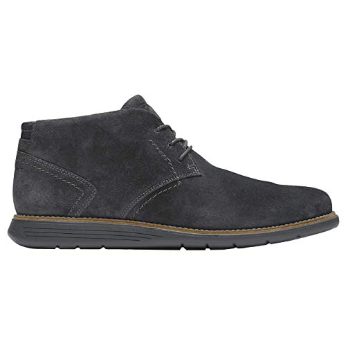 Rockport Total Motion Sport Dress Chukka Boots 11.5 D(M) US Winter Smoke CFS SDE