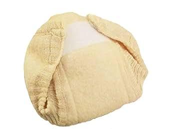 Disana Organic Merino Wool Wrap-Natural-98/104(2-3T)