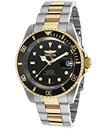 Reloj Invicta para Hombres 40mm, pulsera de Acero Inoxidable
