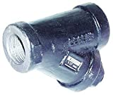 3/4''NPT Cast Iron Threaded Ends T-17 Series Y-Strainer