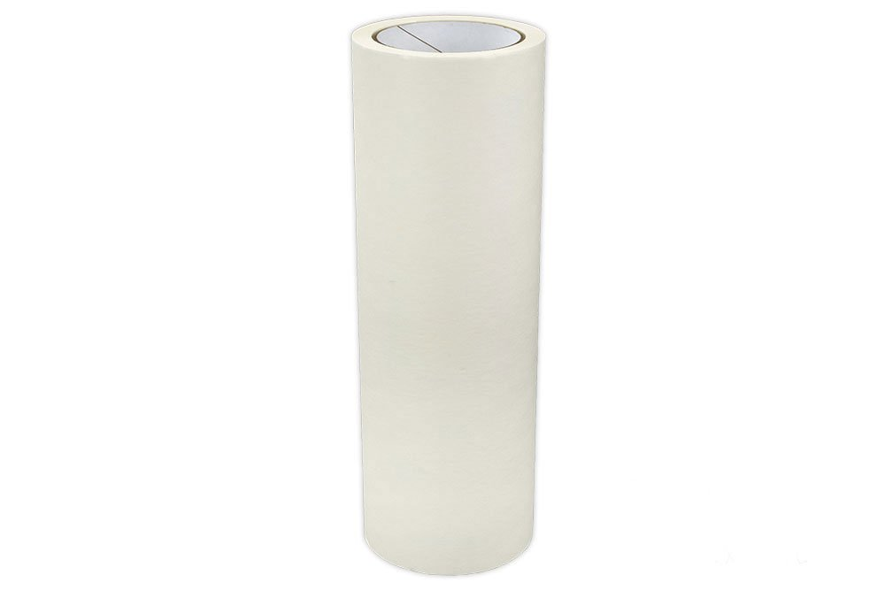 Expressions Vinyl - 12in. x 100ft. Paper Transfer Tape Roll - Perfect Transfer Paper for Vinyl - Medium Tack Adhesive Application Tape Works Great with Oracal 651, 631 and Cricut Vinyl