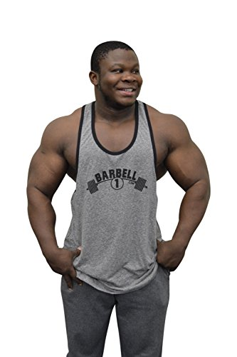 Barbell Bodybuilding Muscle Stringer Lifting