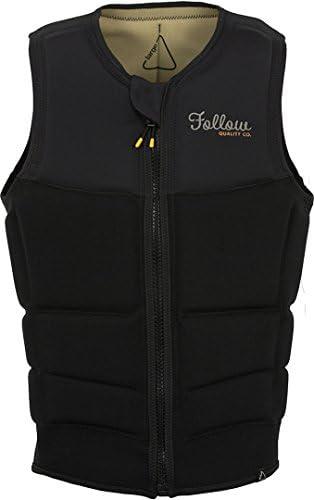 Follow 2018Mitch (ブラック) Impact Comp Vest