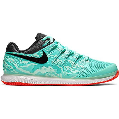 separation shoes 562fc 42417 Nike Mens Zoom Vapor X Tennis Shoes (11 D US, River RockWhite