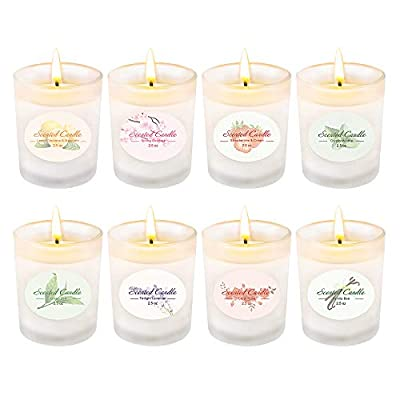 Yinuo Mirror Candles