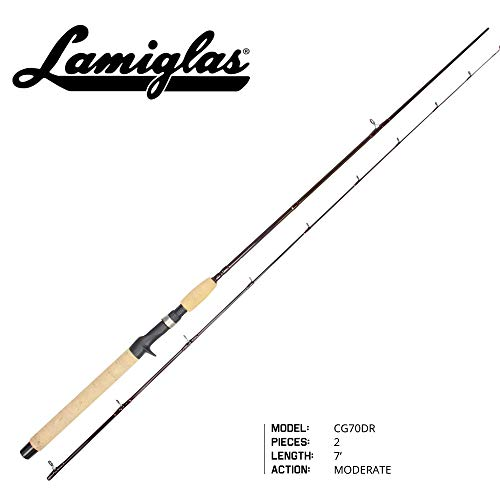 Lamiglas Classic Glass (Lamiglas Spinning Rod)