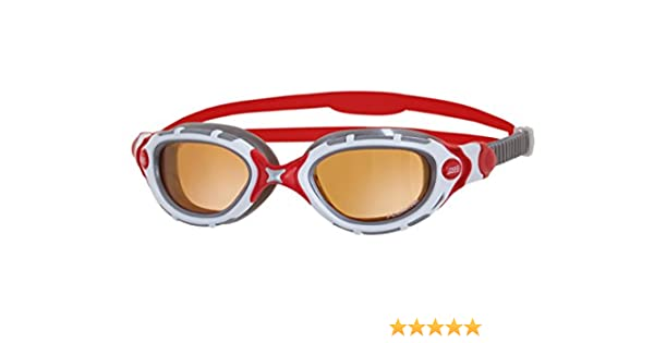 a090aac1eeb Amazon.com   ZOGGS Predator Flex Polarised Ultra Adult Goggles