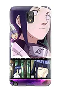 Galaxy Note 3 Case Cover - Slim Fit Tpu Protector Shock Absorbent Case (naruto: Shippudens)